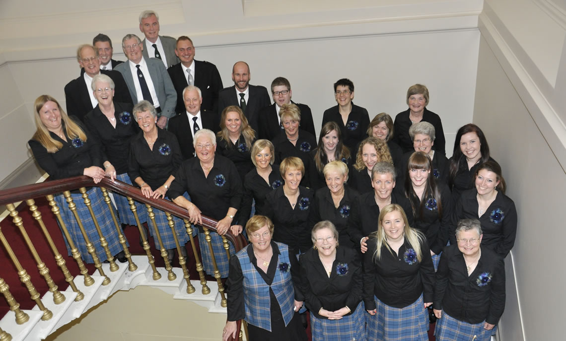 Glasgow Islay Gaelic Choir